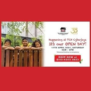 Open Day 2021 @ The children's house, Cyberjaya