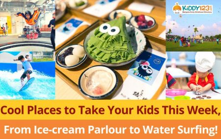 Cool Places to Take Your Kids This Week, From Ice-cream Parlour to Water Surfing!