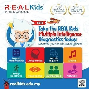 FREE Diagnostics @ R.E.A.L Kids