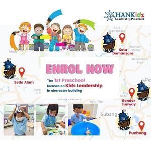 Little Leader Online Program @ HANKidz Leadership Preschool