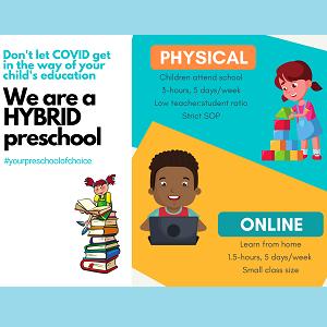 Hybrid Preschool @ Kizsports & Gym, Desa ParkCity