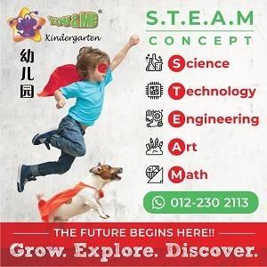 Age 5-6 Preschool Online Program @ You&Me Kindergarten, Putra Heights