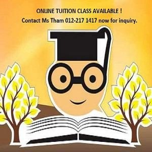Online Tuition Class @ Pusat Perkembangan Minda Suria Ceria (Tuition & Daycare), Setapak