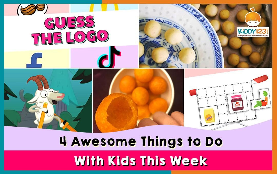 4 Awesome Things to Do with Kids This Week!