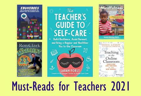 5 Must-Read Books for Teachers in 2021
