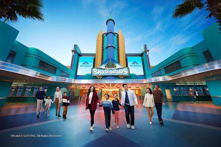 "Genting SkyWorlds Theme Park Unveils Its Nine ""Worlds"""