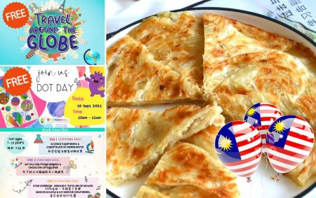 Malaysia Day Kids Holiday Activities